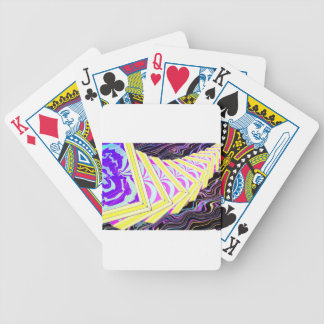 Cubes Bicycle Playing Cards