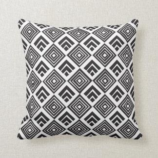 Cubes in cubes throw pillow