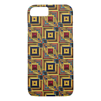 Cubes iPhone 7 Case