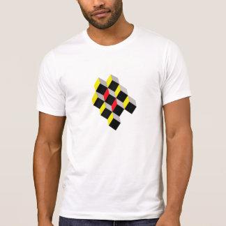 cubes t-shirt design