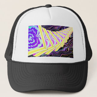 Cubes Trucker Hat