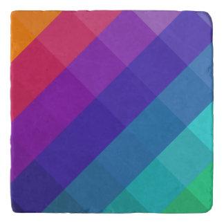 Cubical Colors Trivet