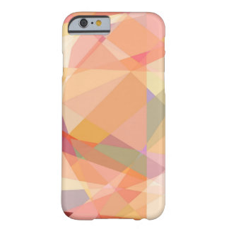 Cubism Abstract Art | Modern Geometric Pattern 7 Barely There iPhone 6 Case