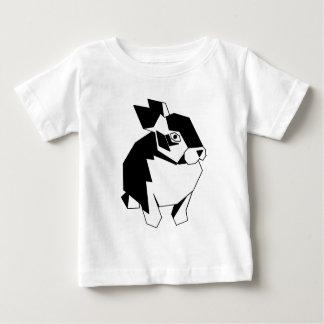 Cubist Bunny Baby T-Shirt