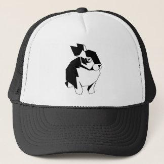 Cubist Bunny Trucker Hat