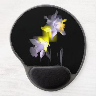Cubist Daffodils Gel Mouse Pad