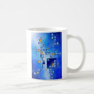 Cublerossia V1 - falling cubes Coffee Mug