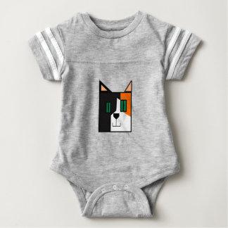 CuboCat - Razi Baby Bodysuit