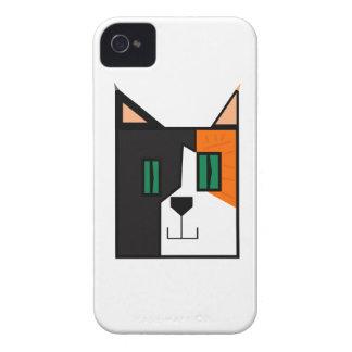 CuboCat - Razi Case-Mate iPhone 4 Cases