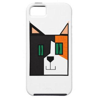 CuboCat - Razi iPhone 5 Cases