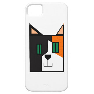 CuboCat - Razi iPhone 5 Covers
