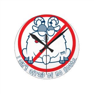 cubs chicago goat shirt clock