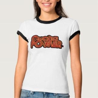 CuchaPower logo 133 T-Shirt