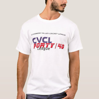 CUCKMERE VALLEY CRICKET LEAGUE T-SHIRT 2006