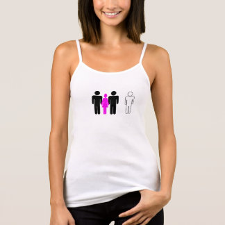 Cuckold Stick People MFM Tank Top