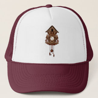 Cuckoo Clock 2 Trucker Hat