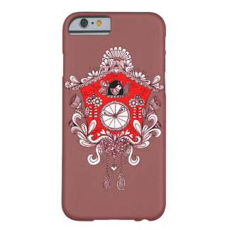 Cuckoo Clock Barely There iPhone 6 Case