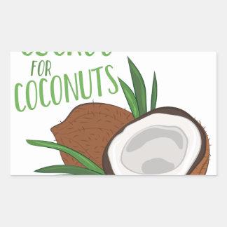 Cuckoo Coconuts Sticker