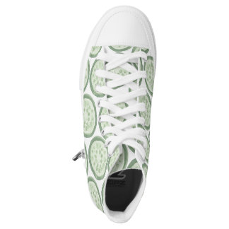 Cucumber Kicks High Tops