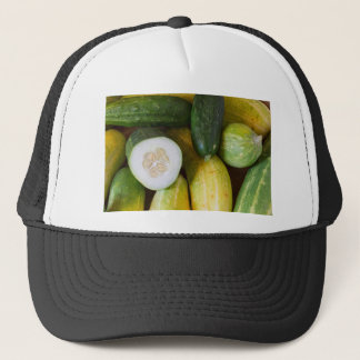 Cucumber Seeds Trucker Hat