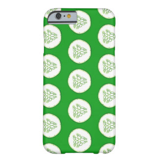 Cucumber slices pattern barely there iPhone 6 case