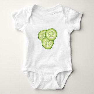 Cucumbers Baby Bodysuit