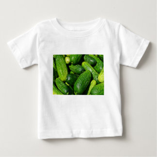 cucumbers pile baby T-Shirt