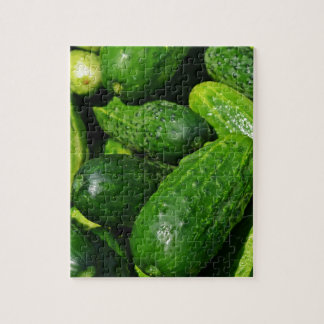 cucumbers pile jigsaw puzzle