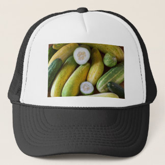 Cucumbers Trucker Hat