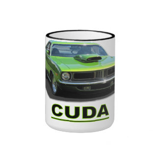 CUDA coffee mug