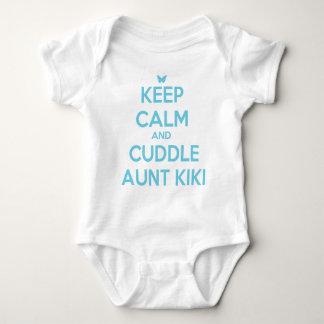 CUDDLE AUNT KIKI BABY BODYSUIT