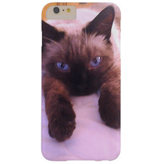 Cuddle Cat Barely There iPhone 6 Plus Case