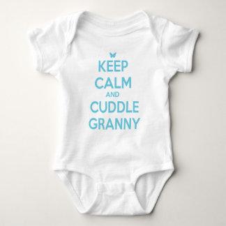 CUDDLE GRANNY BABY BODYSUIT