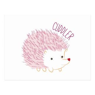 Cuddler Postcard