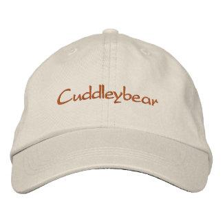 Cuddleybear Embroidered Baseball Cap