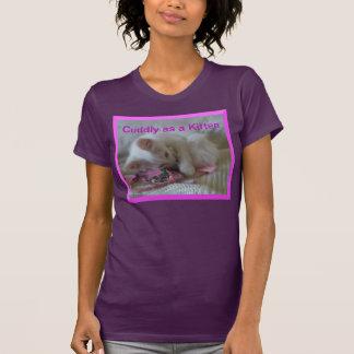Cuddling Nightshirt T-Shirt
