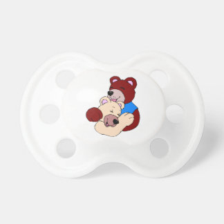 Cuddly Bears Pacifier