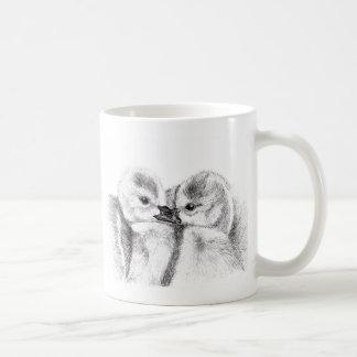 Cuddly Ducklings Mug