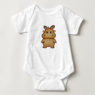 Cuddly Monsters Character Baby Bodysuit