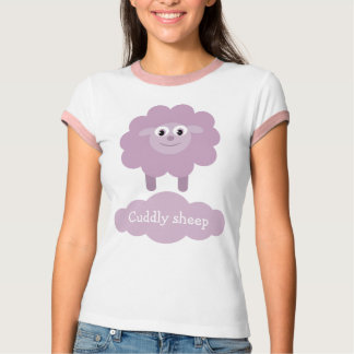 Cuddly sheep T-shirt