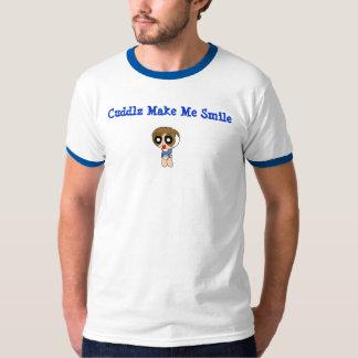 Cuddlz Make Me Smile T-Shirt