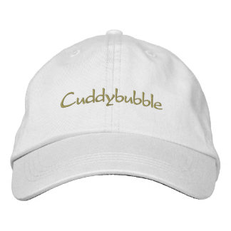 Cuddybubble Embroidered Hats