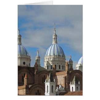 Cuenca - Cathedral of the Immaculate Conception Card
