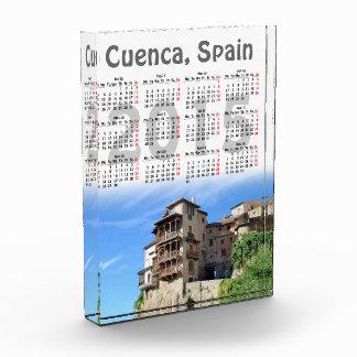Cuenca, Spain 2015 Calendar