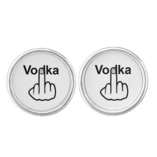 Cufflinks Vodka Flip