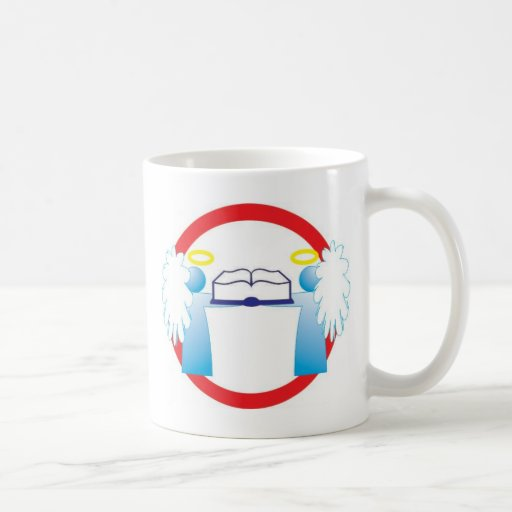 Cuide bem do livro anjinho sinal de transito mugs