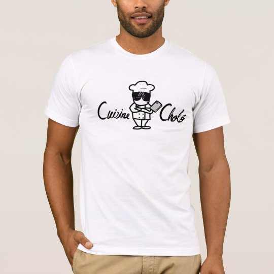 Cuisine Choló T-Shirt