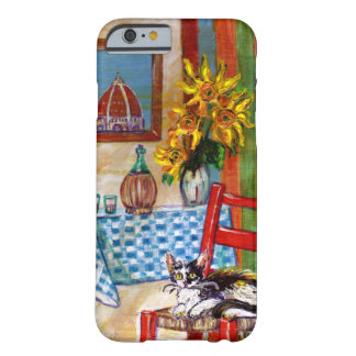 CUISINE ITALIENNE À FLORENCE COQUE BARELY THERE iPhone 6