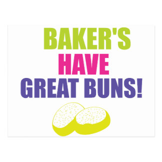 Cuisson - les boulangers prennent de bons petits cartes postales