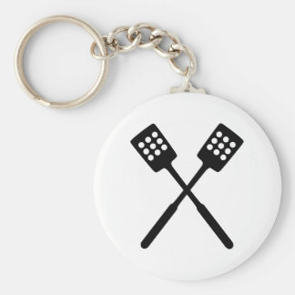 Cuisson - spatule porte-clef